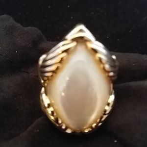Studio Barse Mother of Pearl ring